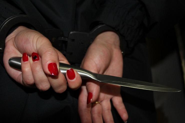 До15 лет тюрьмы угрожает жительнице Гусева, зарезавшей сожителя